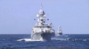 В Каспийской флотилии РФ нет кораблей, способных производить пуски баллистических ракет