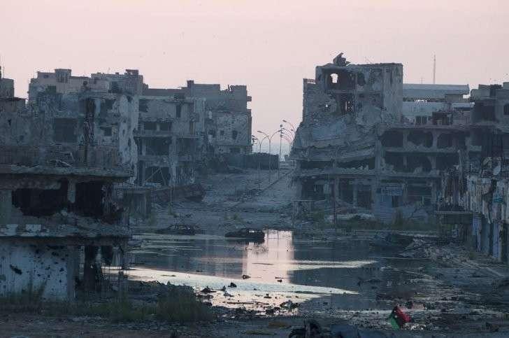 Ахмед Каддаф ад-Дам: Ливию убивают каждый день