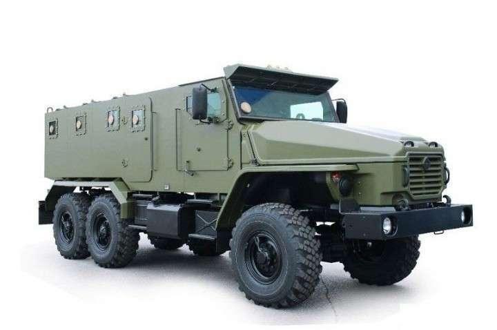 Новый Урал добавит российской армии мобильности