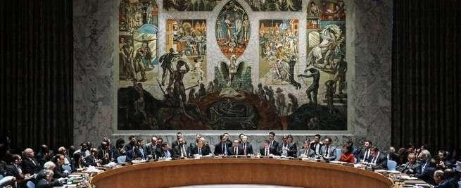 Россия начала обвинять в ООН главных бандитов планеты: Англию и США