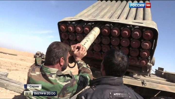 Турция хочет создать буферную зону в приграничных районах Сирии
