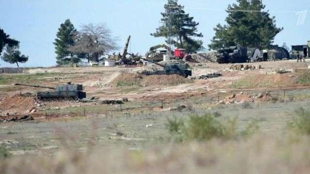Совбез ООН потребовал от Анкары прекратить обстрелы сирийской территории