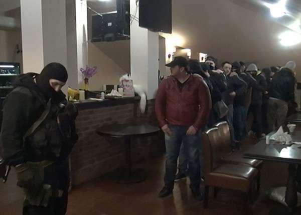 В Подмосковье спецслужбы пресекли крупную воровскую сходку