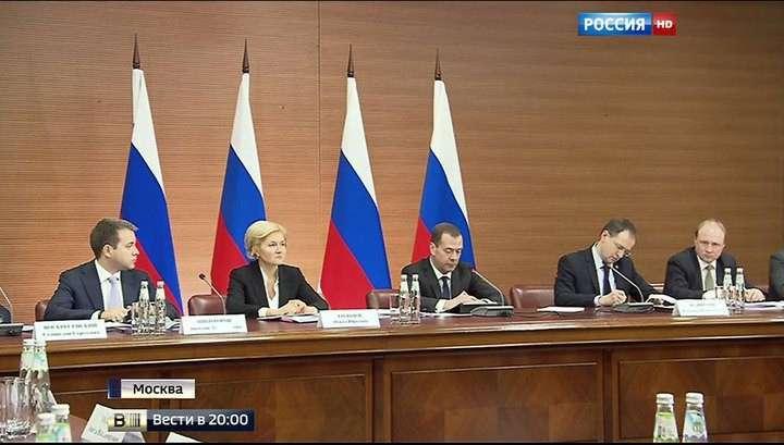 Дмитрий Медведев обсудил с кинематографистами будущее важнейшего из искусств