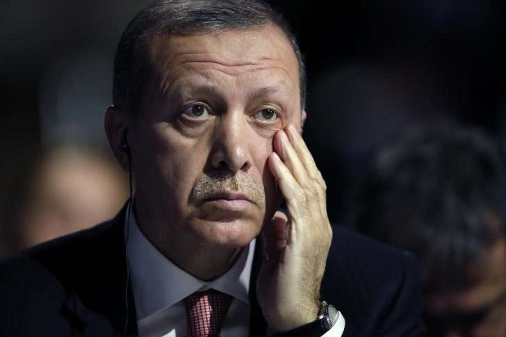 По мнению иностранных дипломатов, Эрдоган психически нездоров