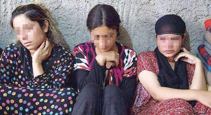 О сексуальных зверствах террористов ИГИЛ (ISIS)