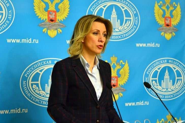 Брифинг официального представителя МИД России М.В. Захаровой, Москва, 18 февраля 2016 года