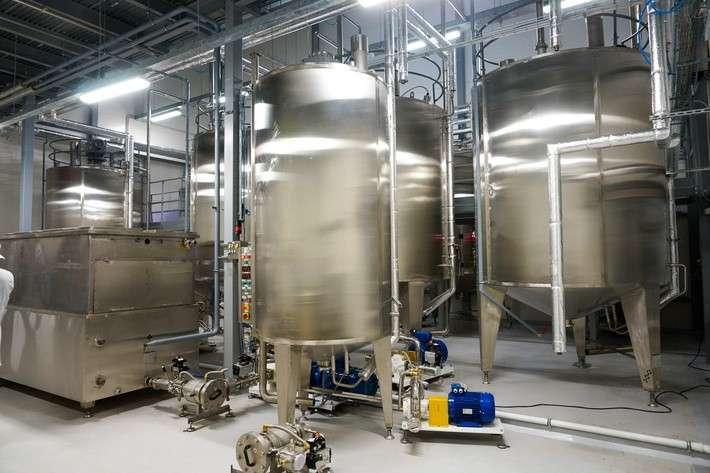 Российская шоколадная фабрика «Победа» открыла филиал в Латвии