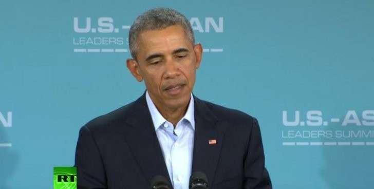После успехов сирийской армии Барак Обама начал обвинять Асада в слабости