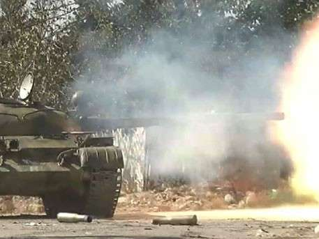 Армия Асада взяла последний оплот боевиков на севере Сирии
