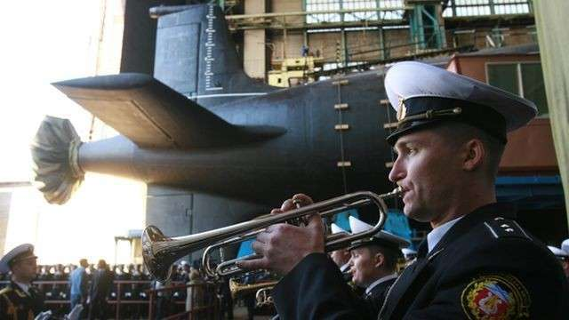 Производитель атомных субмарин отказывается от гражданской продукции