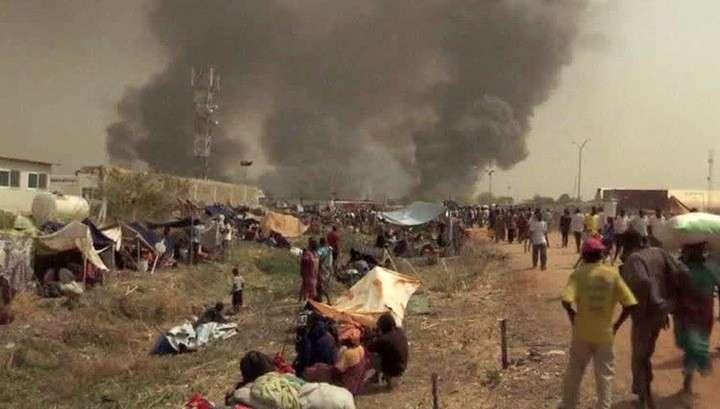 В Южном Судане разгромлен лагерь «Врачей без границ»
