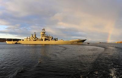 Крейсер «Пётр Великий» в ходе модернизации получит гиперзвуковые ракеты