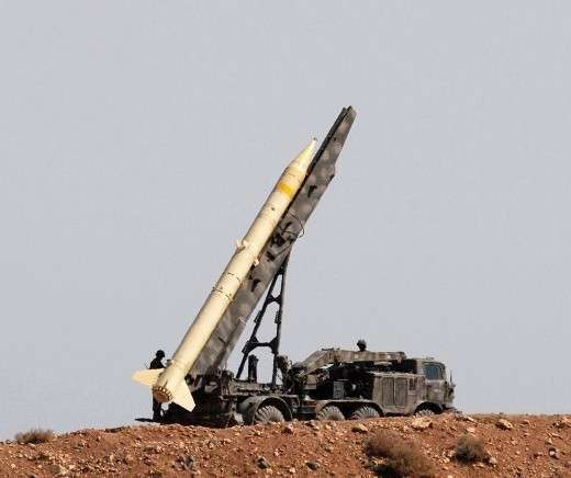 """Сирийская армия стала применять против террористов ракетные комплексы """"Луна-М"""""""