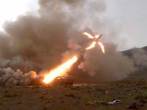Сирийская армия стала применять против террористов ракетные комплексы «Луна-М»