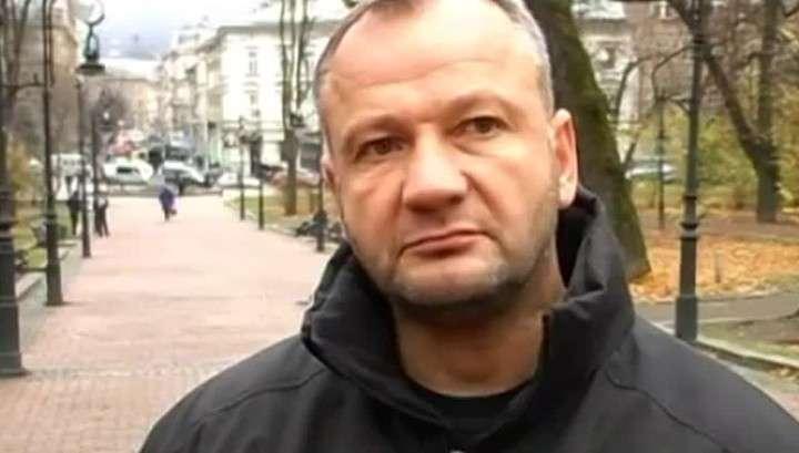 Майданутый Бубенчик стрелял бойцам «Беркута» в затылок