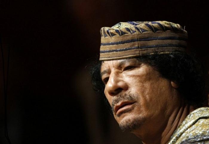Американские бандиты опять бомбят Ливию