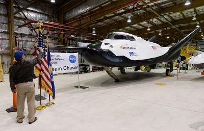 Американский космоплан Dream Chaser скопирован с российского БОР-4