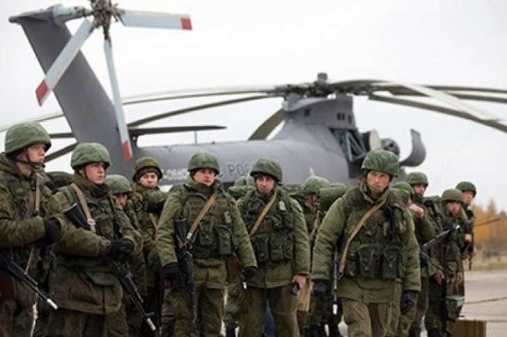 97-й гвардейский десантный полк встал на защиту северных рубежей Крыма