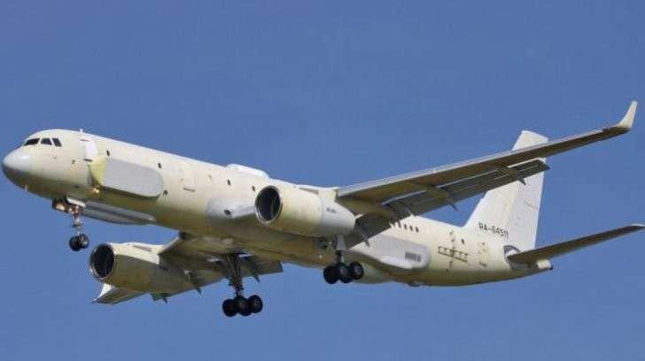 Российский самолёт-разведчик выгнал американские бомбардировщики из Сирии