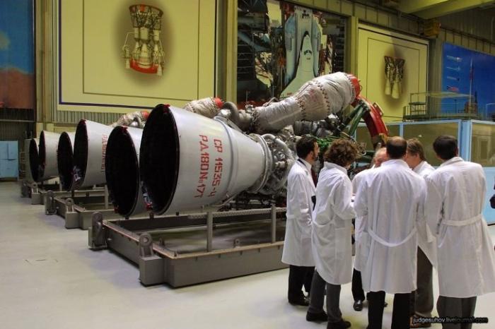 Без российских двигателей РД–180 американские ракеты останутся на Земле