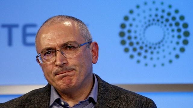 Неудачник Ходорковский готовится к выборам в Думу и «краху» Путина