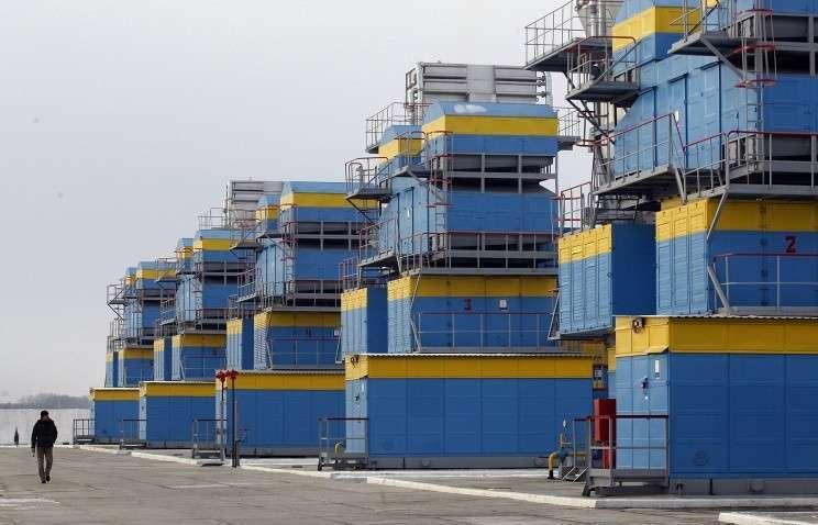 Трёхсторонняя встреча представителей ЕС, Украины и России по газу состоится в понедельник
