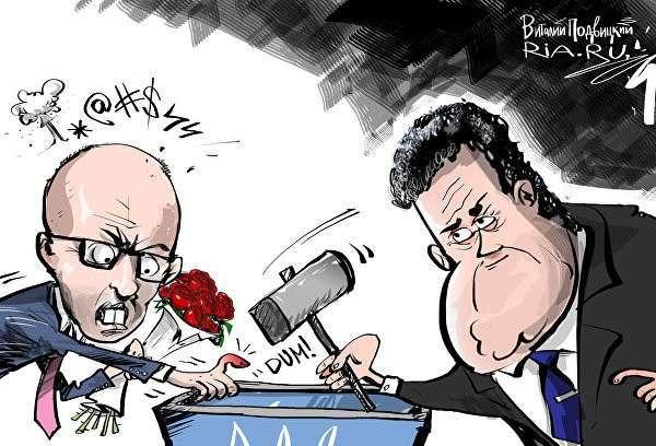 Главные дипломаты Франции и ФРГ едут инспектировать состояние дел в Киеве