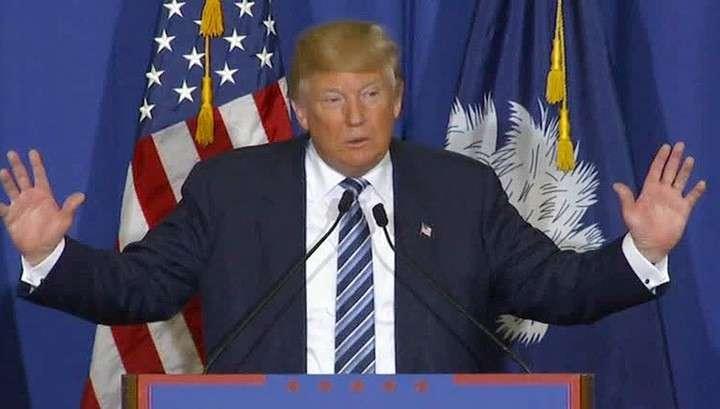 Трамп считает свою победу «делом почти решённым»