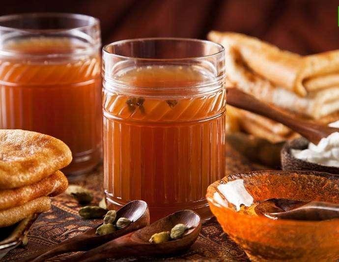 Напиток здоровья - русский сбитень