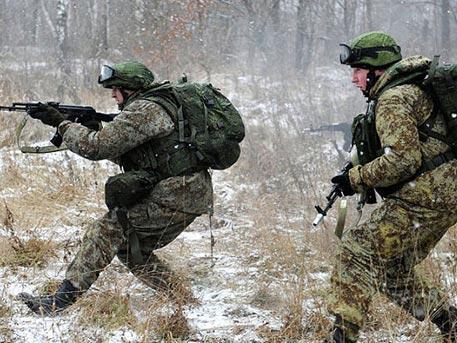 Военные ЮВО получили тысячу комплектов «Ратника»