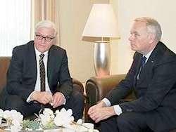 Германия и Франция требуют отставки Арсения Яценюка