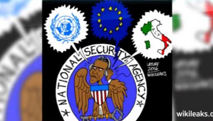 Очередные разоблачения от WikiLeaks: АНБ занималось промышленным шпионажем
