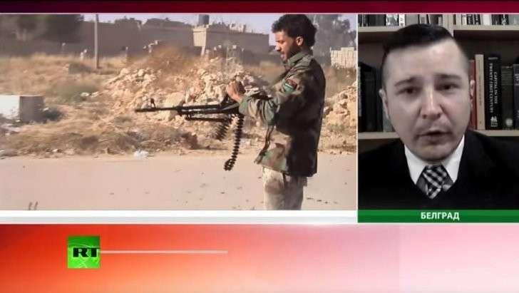 Франция проводит секретные спецоперации против ИГ в Ливии