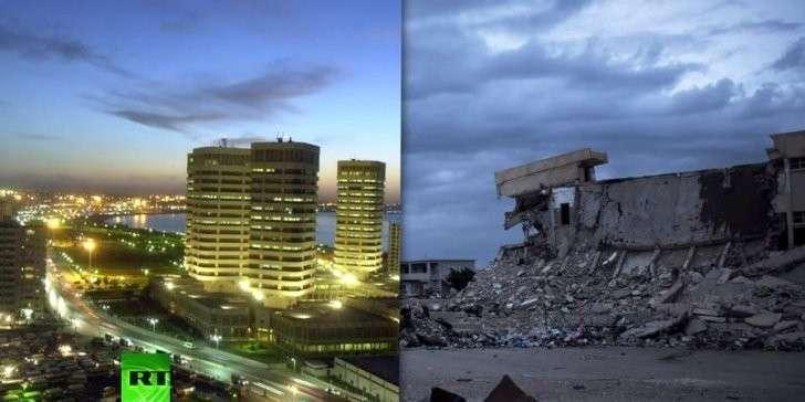 Правительство и госучреждения Ливии не функционируют с 2011 года