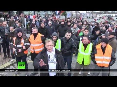 Французский суд оставил в силе решение о сносе лагеря для беженцев в Кале
