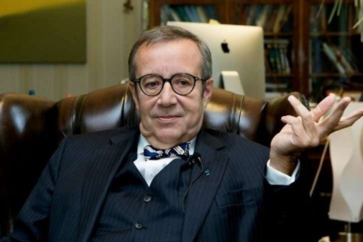 Русофобия окончательно свела с ума и так слабого эстонского президента