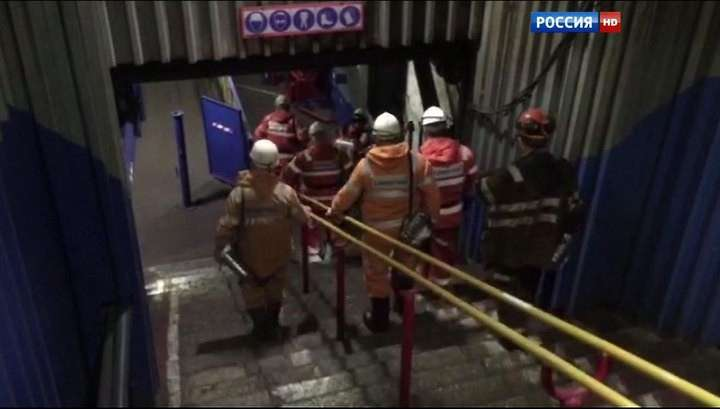 Поисковая операция на «Северной»: шахтёры отказываются верить в гибель коллег