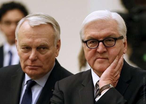 Переговоры в Минске: европейские министры опять жульничают