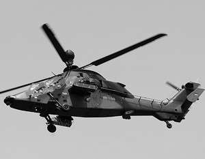 Из 31 вертолетов Tiger, стоящих на вооружении бундесвера, всего 10 пригодны к эксплуатации, утверждают авторы доклада
