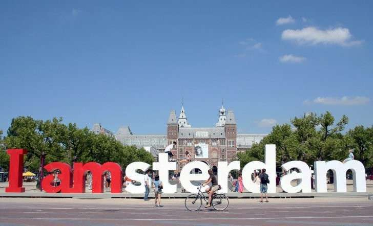 Я Амстердам
