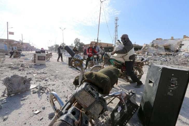 Многие в США заинтересованы в срыве перемирия в Сирии