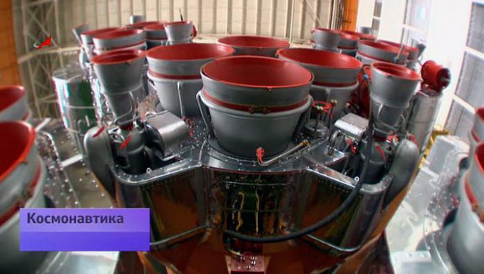 Ракеты для космодрома «Восточный»