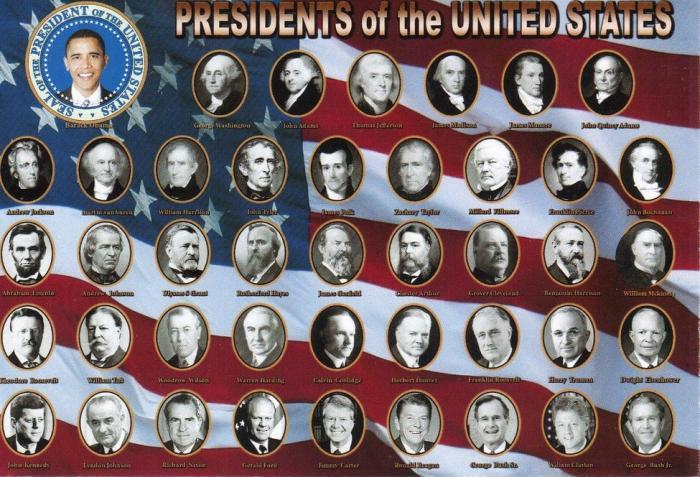 Все президенты США генетически связаны с британской короной и друг с другом