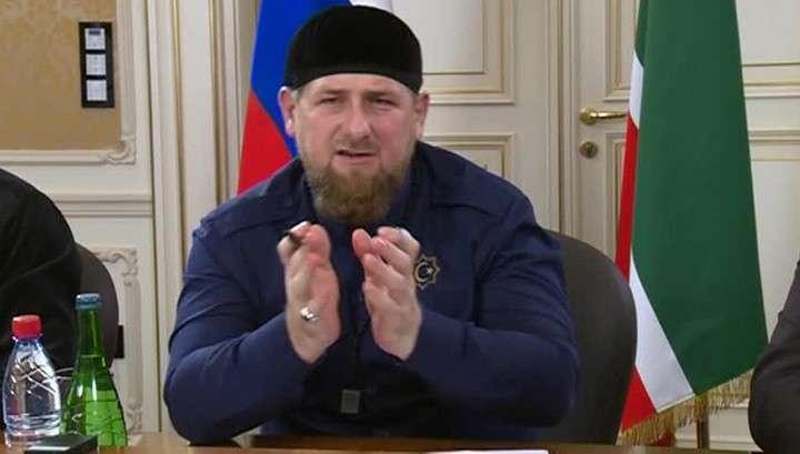 Рамзан Кадыров готов пойти в чернорабочие ради блага Чечни