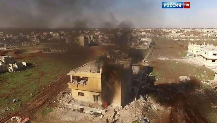 Турецкие обстрелы Сирии: Россия запросила объяснений у США