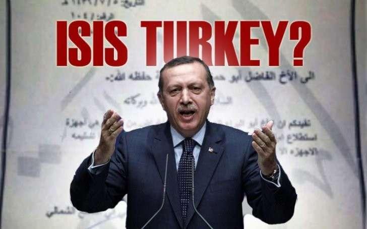 Турки официально будут помогать террористам ИГИЛ