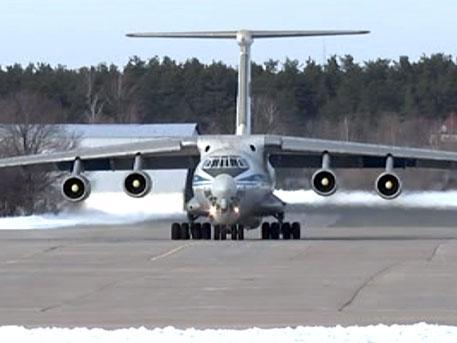 Новую модификацию Ил-76 представили в Жуковском