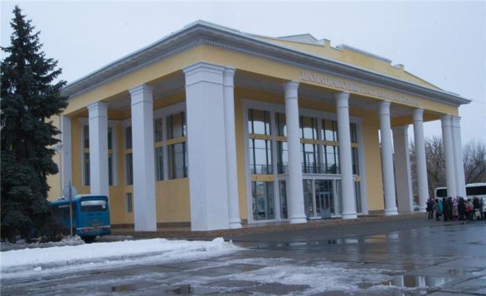 В Сызрани Самарской области после капитального ремонта открылся драматический театр