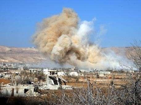 Минобороны РФ обвинило в нарушении перемирия сирийскую оппозицию